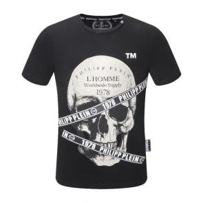 new philipp plein hommes t-shirt mummy 2 stripe